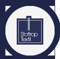 Stottrop-Textil GmbH & Co. KG Logo (klein) im Footer